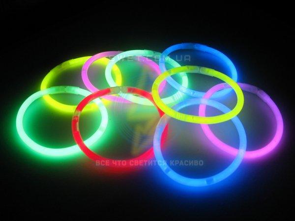 Заказать светящийся браслет