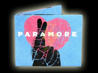 Оригинальный кошелек Mighty Wallet Paramore Cross them Tight